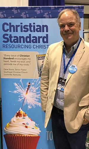 Greg Swinney, Crossroads International
