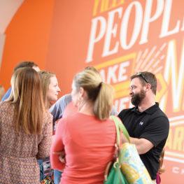 WHERE'S THE STEEPLE? — Journey Christian Church, Roswell, GA
