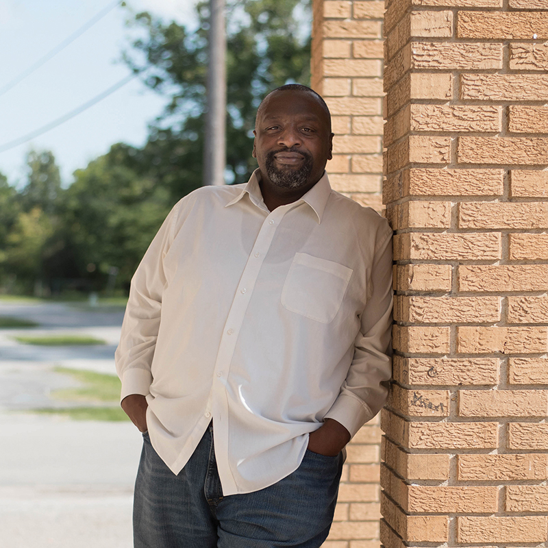 David Johnson and a Harvest of Reconciliation