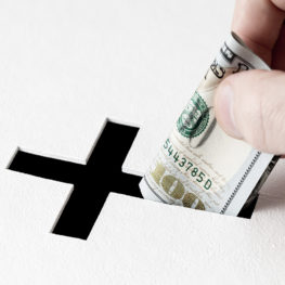 Open Your Eyes to Manage the Finances of the Church