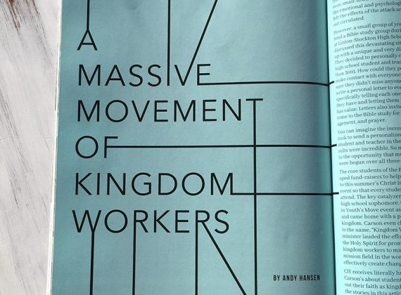 A Massive Movement of Kingdom Workers