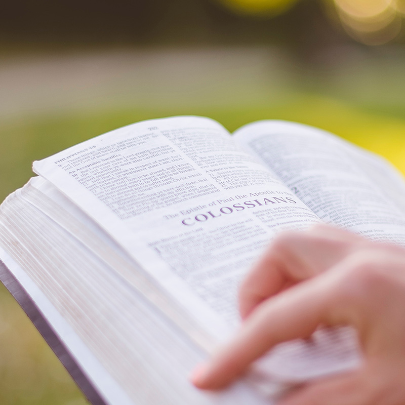 Church Doubles Scripture Reading Goal (Plus News Briefs)