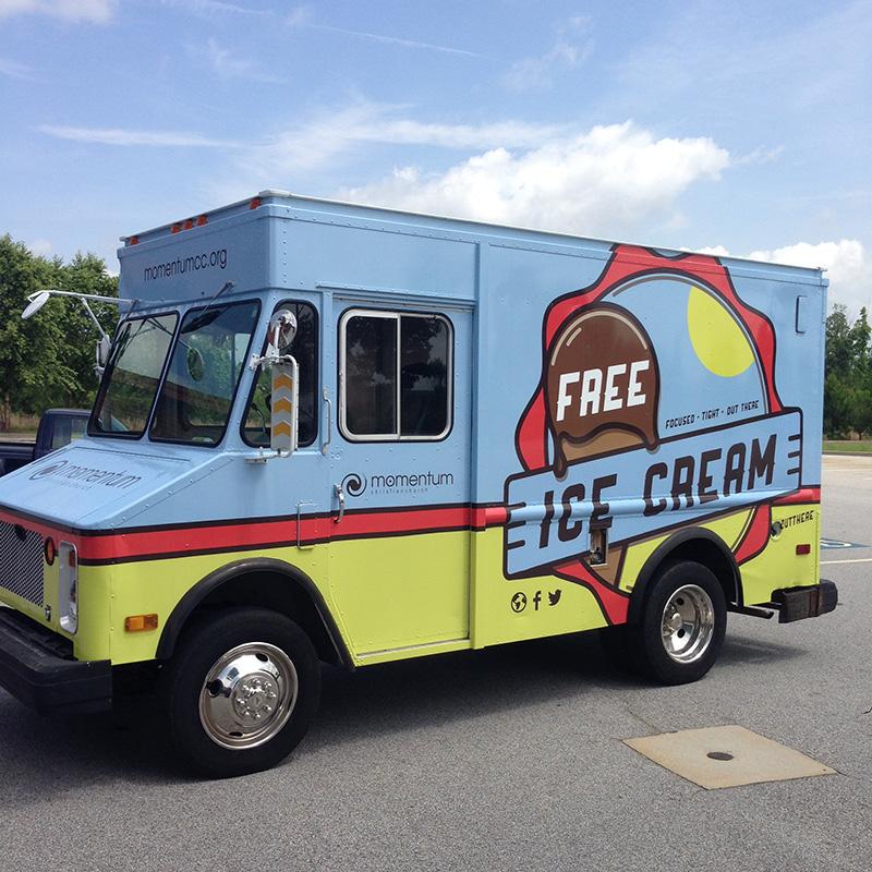 Serving Ice Cream to Serve the Community (plus News Briefs)
