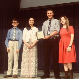 Madeline Hansen, Bear Creek Team Win at Bible Bowl (Plus News Briefs)