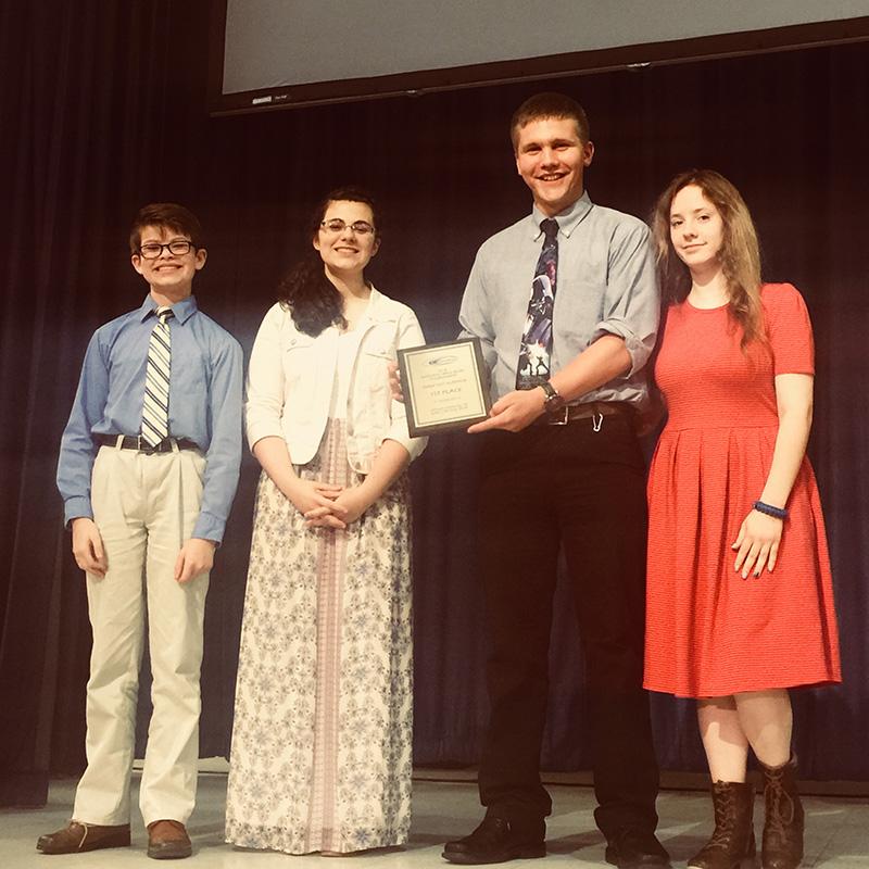 Madeline Hansen, Bear Creek Team Win at Bible Bowl (Plus News Briefs)