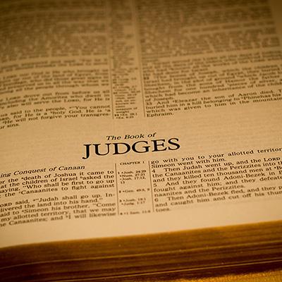 Lesson for June 25, 2017: Samson (Judges 13-16)