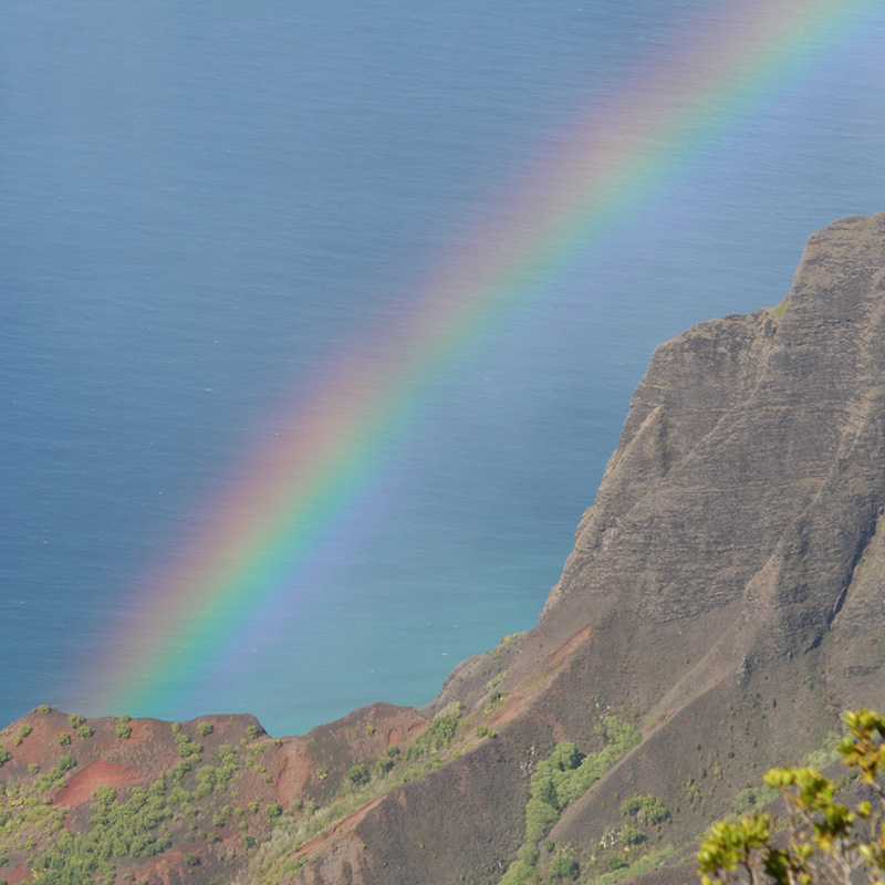 Lesson for September 3, 2017: The Rainbow (Genesis 8:20-22; 9:8-17)