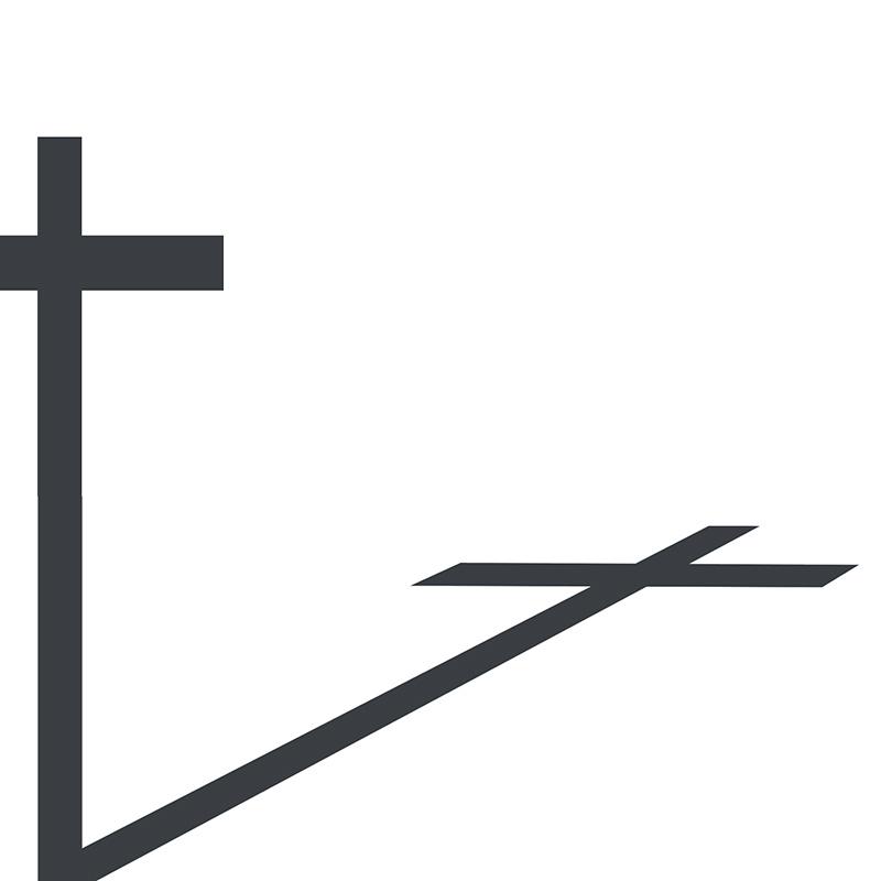 Naysayers at the Cross