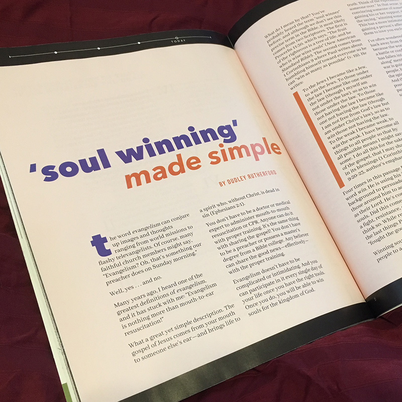 'Soul Winning' Made Simple