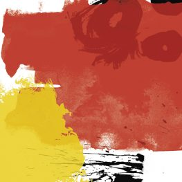 Red and Yellow, Black and White
