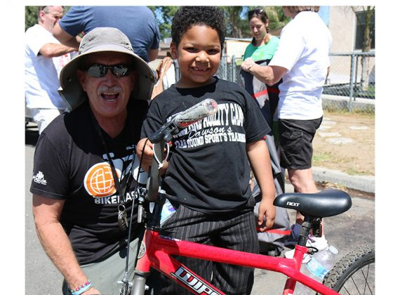 BikeMasters Ministry Takes Show on Road in California