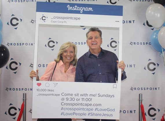 Crosspoint Church Opens Worship Center (Plus News Briefs)