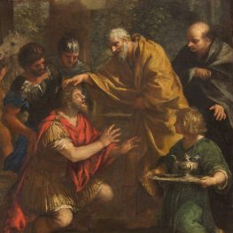 Lesson for October 28, 2018: Paul's (Saul's) Ministry Begins (Acts 9:1-20)
