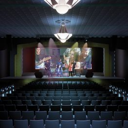 New Vintage Church Restores Historic Theater for Church and Community