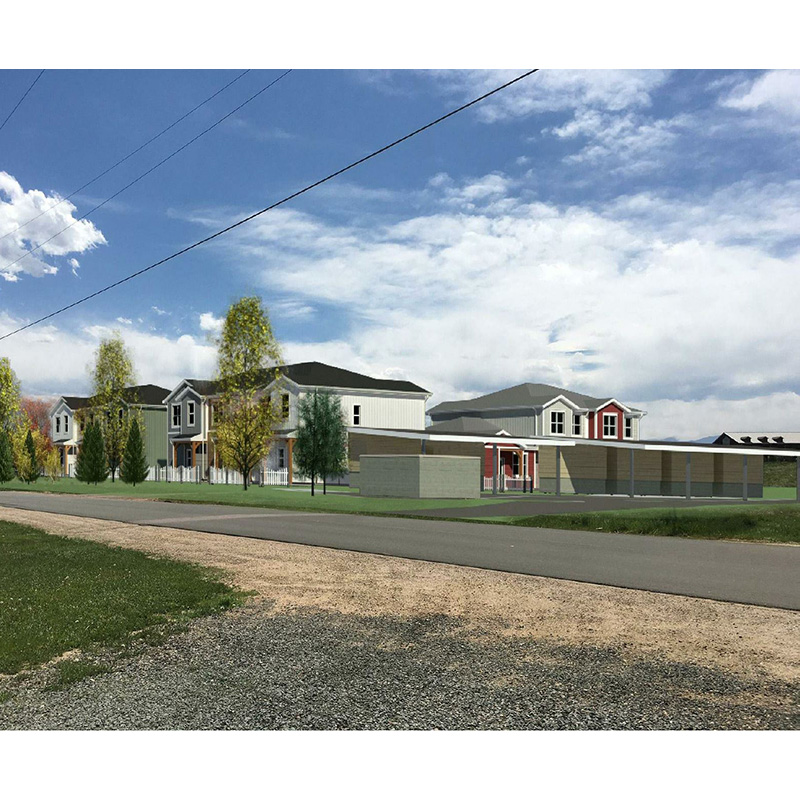Discovery Church Provides Land for Low-Income Housing