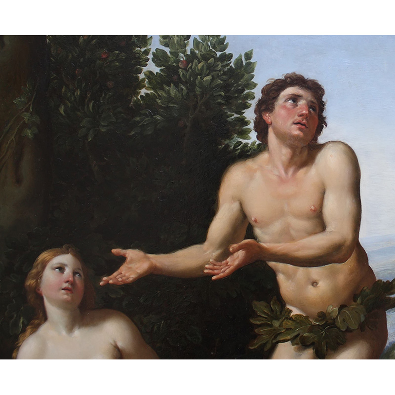 Lesson for February 3, 2019: God Is with You in Your Failings (Adam and Eve)