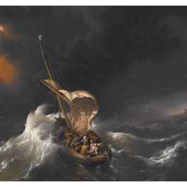 Lesson for April 28, 2019: Trust Jesus in a Storm (Mark 4:35-41)