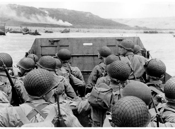 Chaplain Colonel Barber's Memories of D-Day