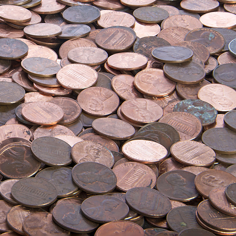 Churches Donate 3 Tons of Pennies to Camp (Plus News Briefs)