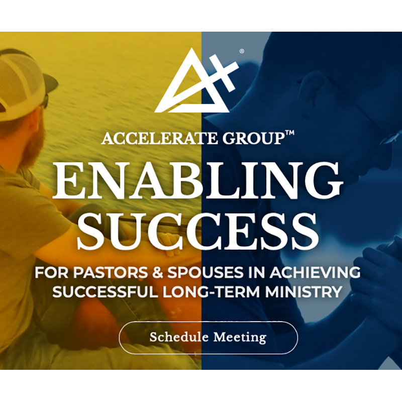 Vested in Our Leaders: Accelerate Group