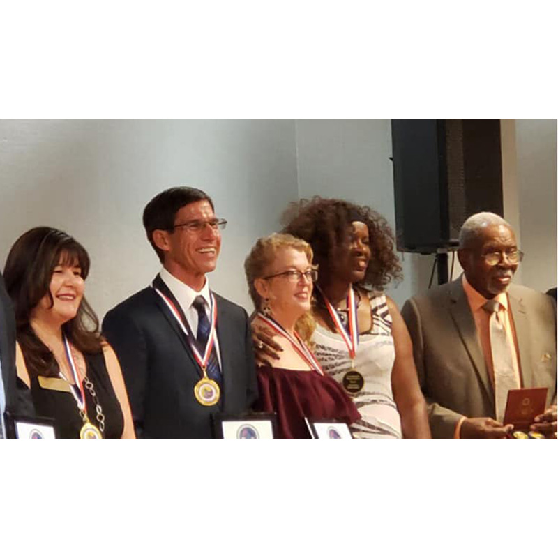 Pantano Recognized for Racial Reconciliation Efforts