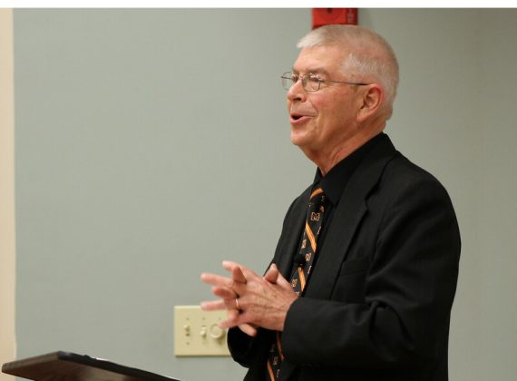 Bob Wetzel 'Found a Home in the Christian Church'