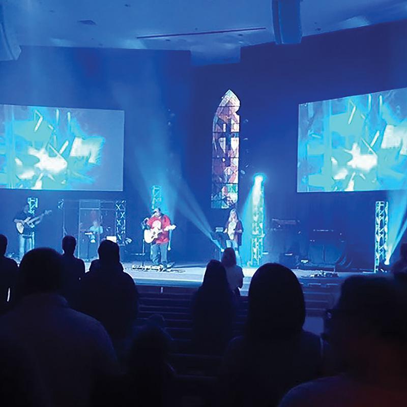 SPOTLIGHT: Christ's Church, Fort Wayne, Ind.