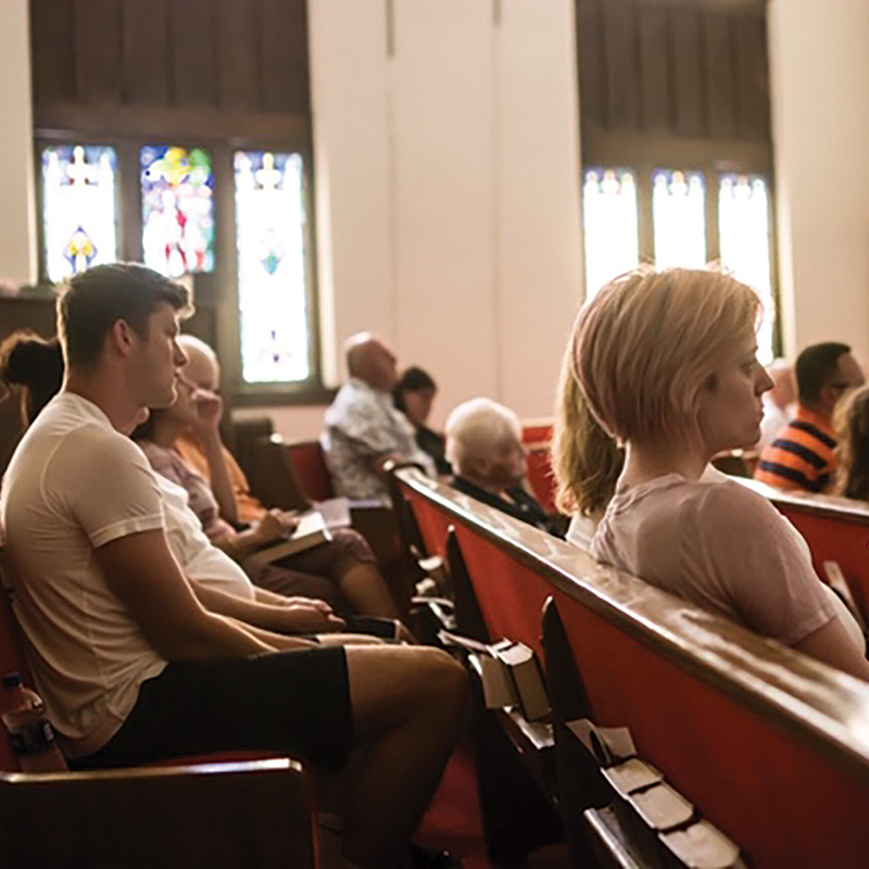 SPOTLIGHT: Hazelwood Christian Church, Pittsburgh, Pa.