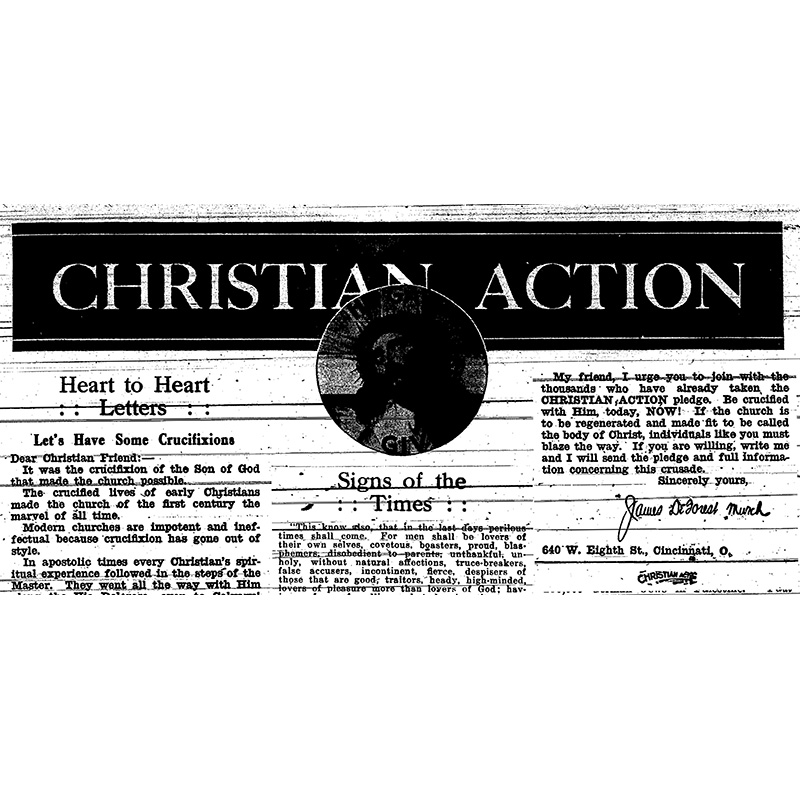 'What Does It Mean to Be a Real Christian?'