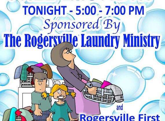 Small Tennessee Church Oversees Big Laundry Ministry