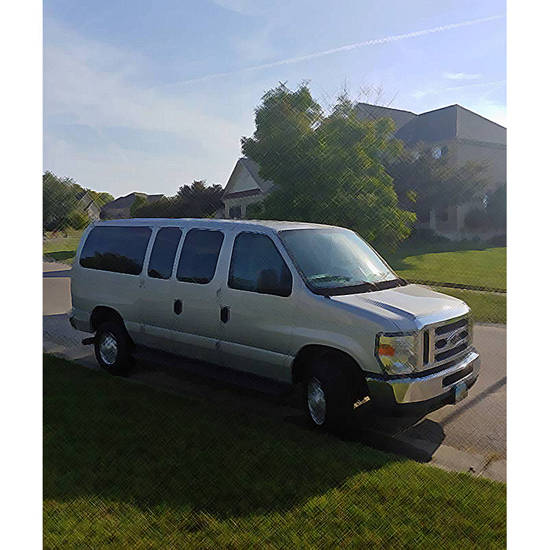 Church Vans Serving Community throughout Week (Plus News Briefs)
