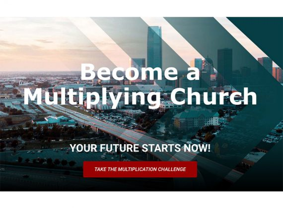 Exponential, Outreach Team for 'Church Multiplication Challenge'