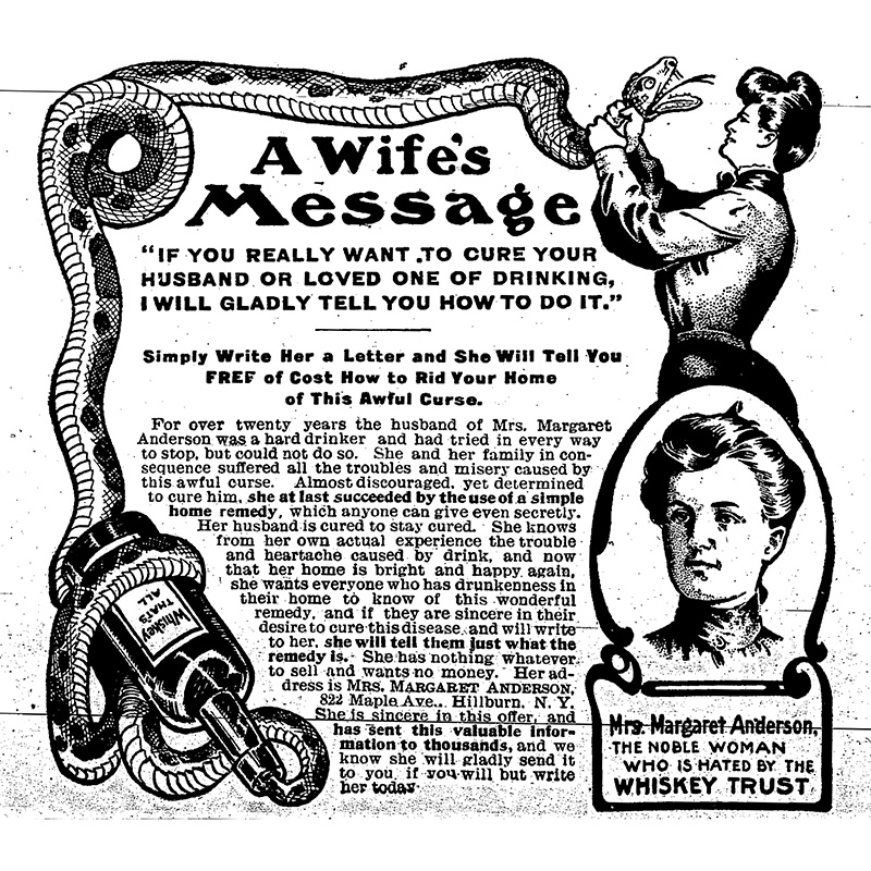 Absurd and Mundane Ads from Oct. 1, 1904