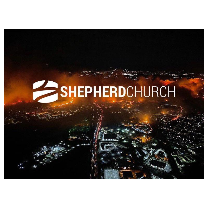 Shepherd Church Helps Shelter Fire Evacuees (Plus News Briefs)