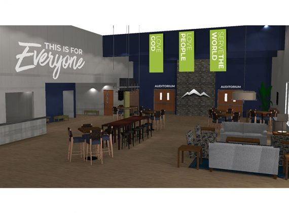 Mountain Christian to Open New 'Epicenter' and Campus