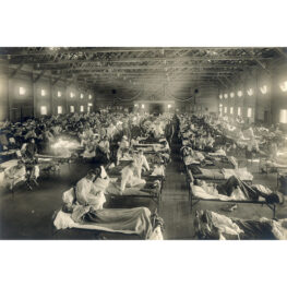 "Influenza Pandemic of 1918-19: ""An Epidemic, Sweeping and Terrible"""