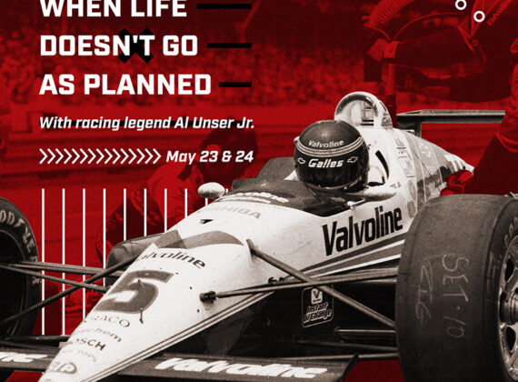 Unser Jr. to Share with Indiana Church (Plus News Briefs)