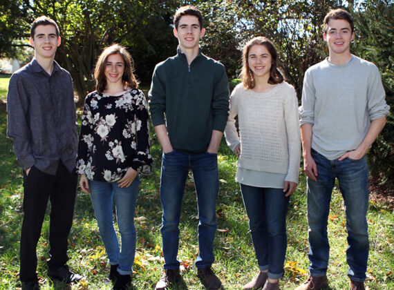 Powell Quintuplets Graduating from High School