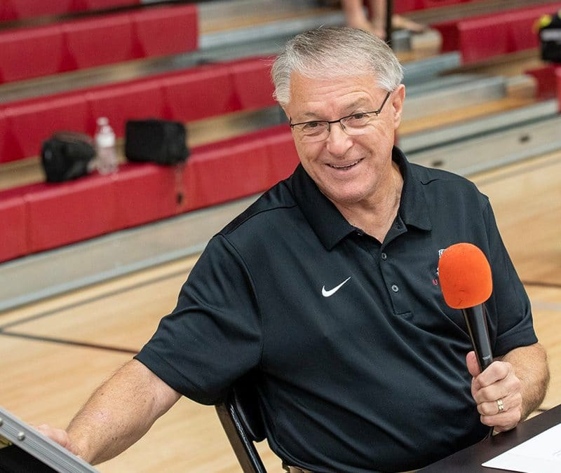 Longtime Pastor Pairs Ministry with Sports PA Announcing Gigs