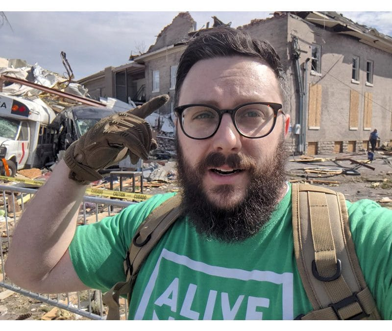 Church Planter Reflects on Life, Ministry a Year after Nashville Tornado