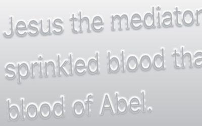 Abel's Blood