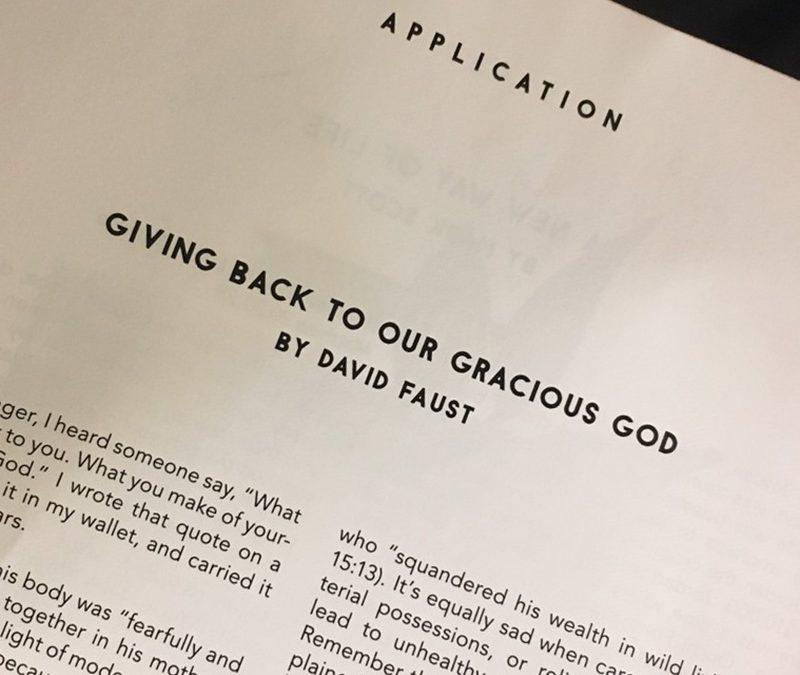 Apr 25 | Application