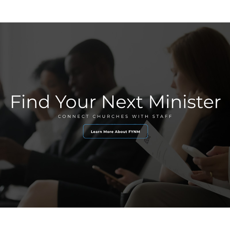 New Resource Helps Churches and Ministers Find the Right Match