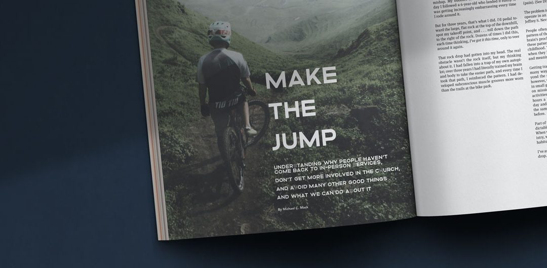Make the Jump!