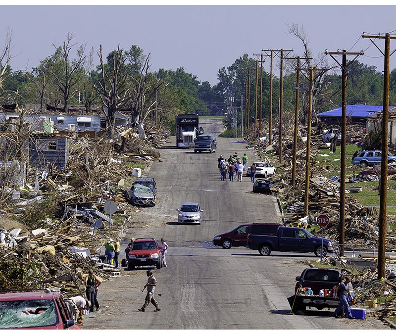 Advice for Churches: How to Respond to Weather Disasters