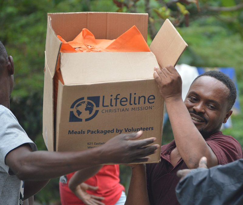 Ministries Responding to Needs in Quake-Stricken Haiti