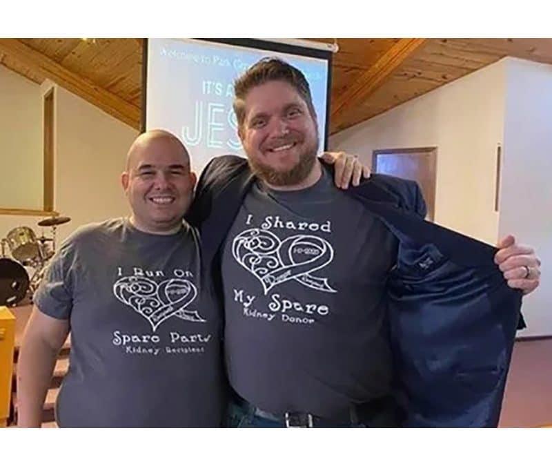 A Loving Sacrifice: Pastor Donates Kidney to Church Member