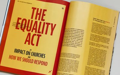 The Equality Act: Its Impact on Churches and How We Should Respond